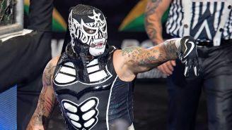 Pentagón Jr. hace su entrada en Triplemanía XXVI