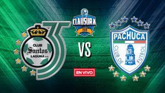 EN VIVO y EN DIRECTO: Santos vs Pachuca