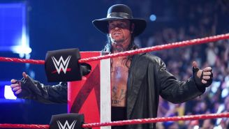The Undertaker hace su regreso a la WWE