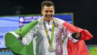 Germán Sánchez durante los Juegos Olímpicos de Río 2016