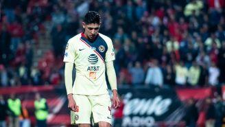 Edson Álvarez tras el partido contra Xolos