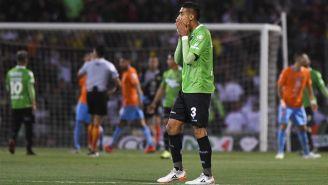 Luis López lamenta derrota ante América en Copa MX