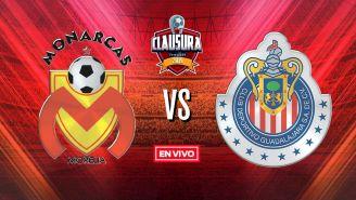 EN VIVO y EN DIRECTO: Morelia vs Chivas