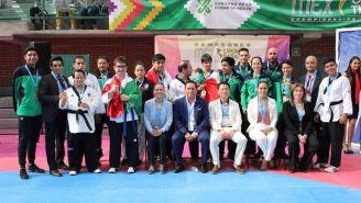 México cosecha varios triunfos en el Open de Parataekwondo