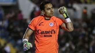 Carlos Felipe Rodríguez, arquero del Atlético San Luis