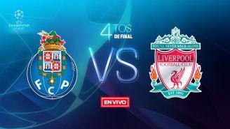 EN VIVO y EN DIRECTO: Porto vs Liverpool