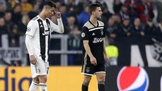 Cristiano se lamenta tras haber sido eliminado de Champions
