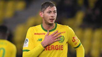 Emiliano Sala, en su etapa como jugador del Nantes de Francia