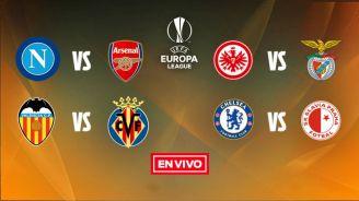 EN VIVO y EN DIRECTO: Europa League 4vos. de Final Vuelta