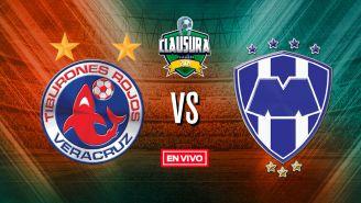 EN VIVO y EN DIRECTO: Veracruz vs Monterrey