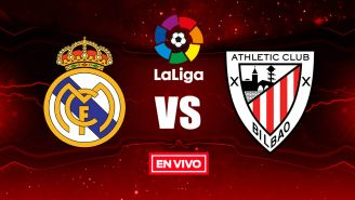 EN VIVO y EN DIRECTO: Real Madrid vs Athletic Club