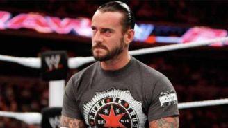 CM Punk en Monday Night RAW