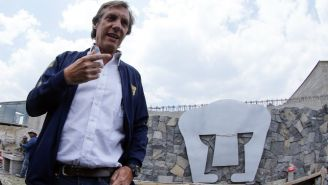 Rodrigo Ares de Parga en la inauguración de las instalaciones de Fuerzas Básicas