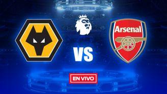 EN VIVO y EN DIRECTO: Wolverhampton vs Arsenal