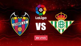 EN VIVO y EN DIRECTO: Levante vs Betis