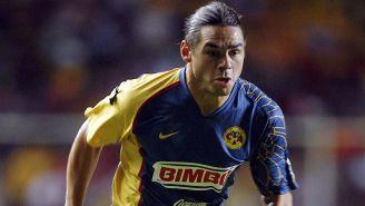Castroman jugó con América en 2007