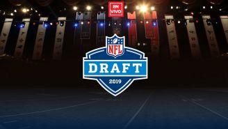 EN VIVO y EN DIRECTO: NFL Draft 2019