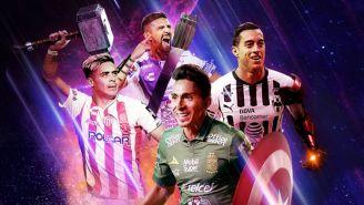 'Vengadores' de la Liga MX C2019