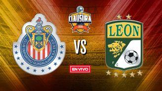EN VIVO y EN DIRECTO: Chivas vs León