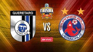 EN VIVO y EN DIRECTO: Querétaro vs Veracruz