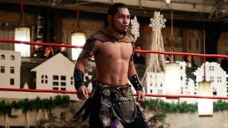 Hijo del Vikingo en Lucha Capital