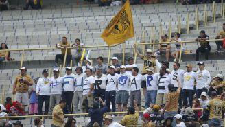 Aficionados de Pumas exigen la salida de Ares de Parga