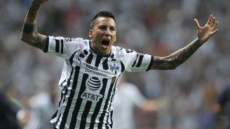 Maxi Meza enloquece tras ganar el campeonato de la Concacaf