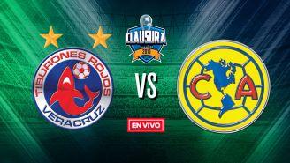 EN VIVO y EN DIRECTO: Veracruz vs América