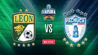 EN VIVO y EN DIRECTO: León vs Pachuca