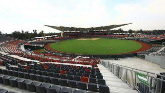 Vista panorámica del estadio Harp Helú