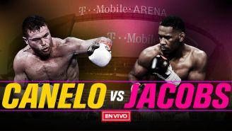 EN VIVO y EN DIRECTO: Canelos vs Jacobs pelea