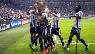 Monterrey celebra una anotación frente a Tigres