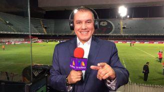 Paco González previo a su adiós de TV Azteca