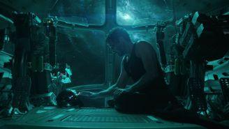Escena de Avengers: Endgame