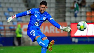 Leonel Moreira, durante el duelo contra Xolos en Copa MX