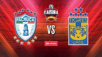 EN VIVO y EN DIRECTO: Pachuca vs Tigres