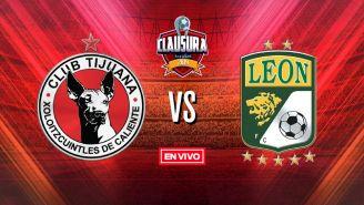 EN VIVO y EN DIRECTO: Tijuana vs León