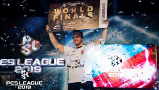 Guifera levanta su título de campeón regional de PES