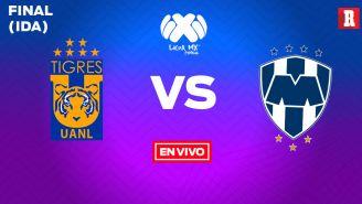 EN VIVO Y EN DIRECTO: Tigres vs Rayadas
