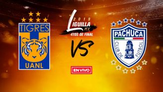 EN VIVO y EN DIRECTO: Tigres vs Pachuca