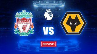 EN VIVO y EN DIRECTO: Liverpool vs Wolverhampton