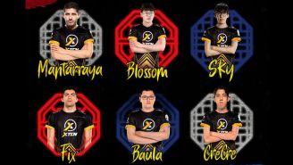 Éste es el nuevo roster de XTEN para la LLA