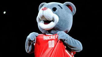 Clutch, mascota de los Rockets
