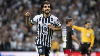 Pizarro fue la figura de Rayados en el duelo de Vuelta ante Necaxa