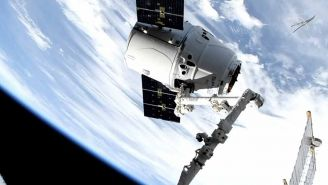 Satélites de la NASA en el espacio