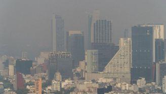 La contaminación en el Valle de México