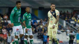 Herrera y Castillo, en el juego entre América y León de la J6 del C2019