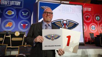 David Griffin, vicepresidente ejecutivo de operaciones deportivas de New Orleans