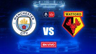 EN VIVO y EN DIRECTO: Manchester City vs Watford