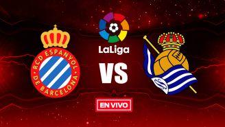 EN VIVO y EN DIRECTO: Espanyol vs Real Sociedad